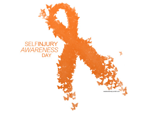 Self-Injury Awareness Day