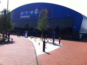 My first stop once I move - The Doctor Who Experience in Cardiff, Wales